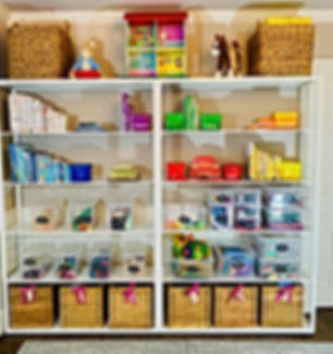 playroom storage, Jenny Dietsch, Getting it Done Organizing