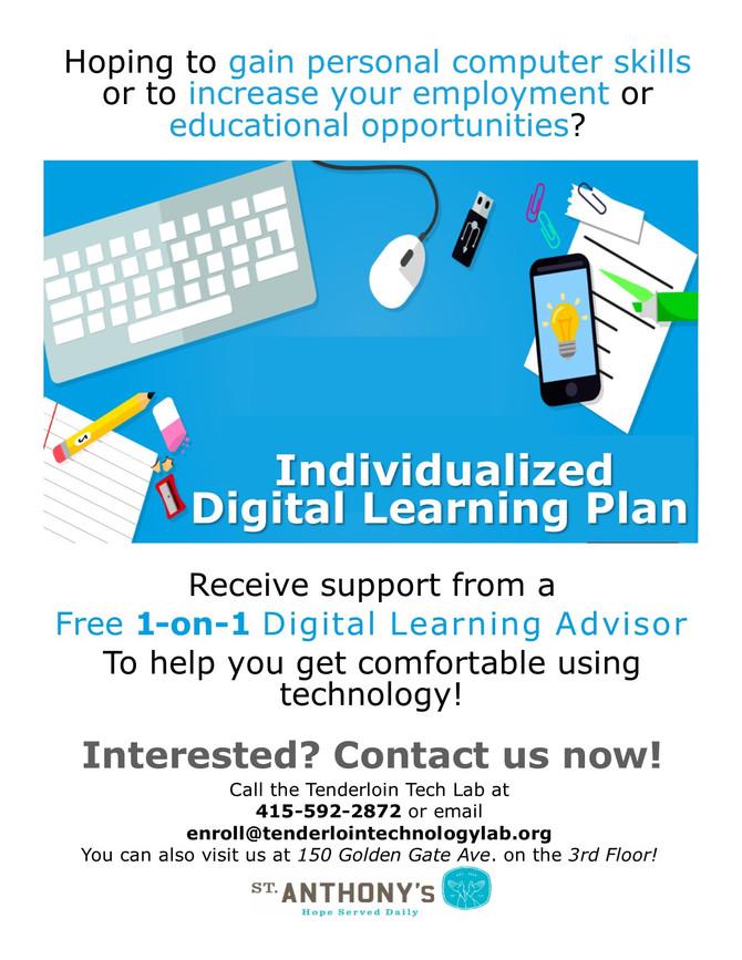 New! Digital Learning Advisors