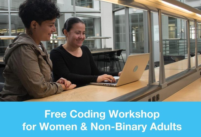 Celebrate Women's Day with The Tech Lab!