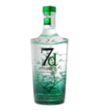 7D ESSENTIAL LONDON GIN 0.70L (41%VOL)