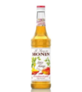 MONIN SIROP MANGO SPICY 700ML