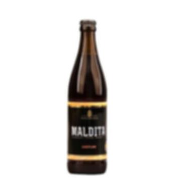 MALDITA WHEATWINE 0.50L (CX15) 8%
