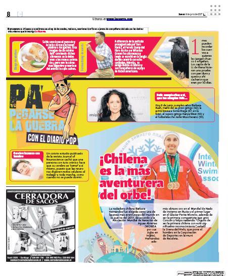Diario La Cuarta.