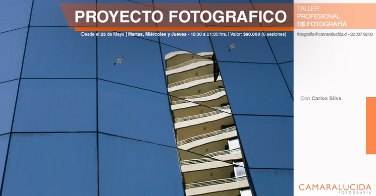 Cámara Lúcida Fotografía.