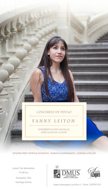 Fanny Leiton