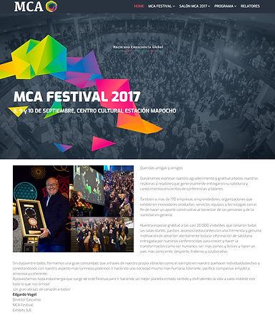 MCA Festival
