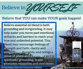 Believe - YL - hOIListically forward