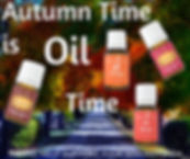 Autumn is Oil Time; Thieves, Orange, Raven, R.C. - hOIListically forward