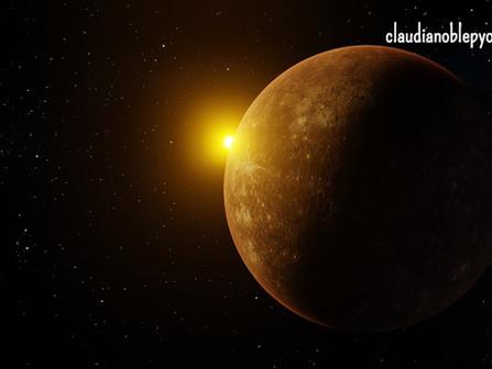 Mercury Retrograde - Time to Remember