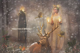 Yule the Winter Solstice - hOIListically forward