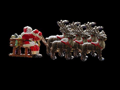 Santa Sleigh - hOIListically forward