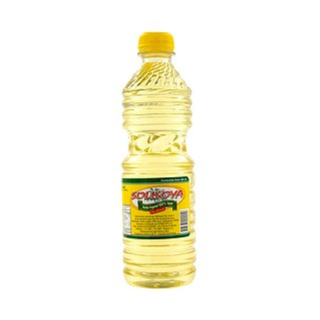 ACEITE SOLISOYA x1L