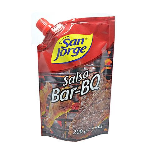 SALSA BBQ SAN JORGE 200gr
