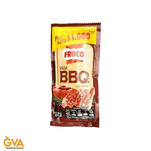 SALSA BAR-BQ FRUCO 85gr