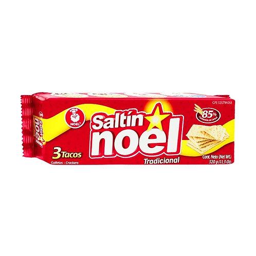 GALLETAS SALTIN NOEL x3 TACOS