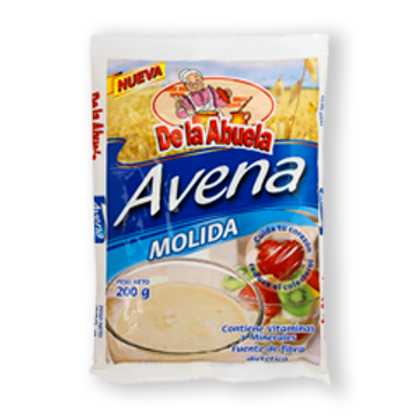 AVENA MOLIDA DE LA ABUELA x200gr