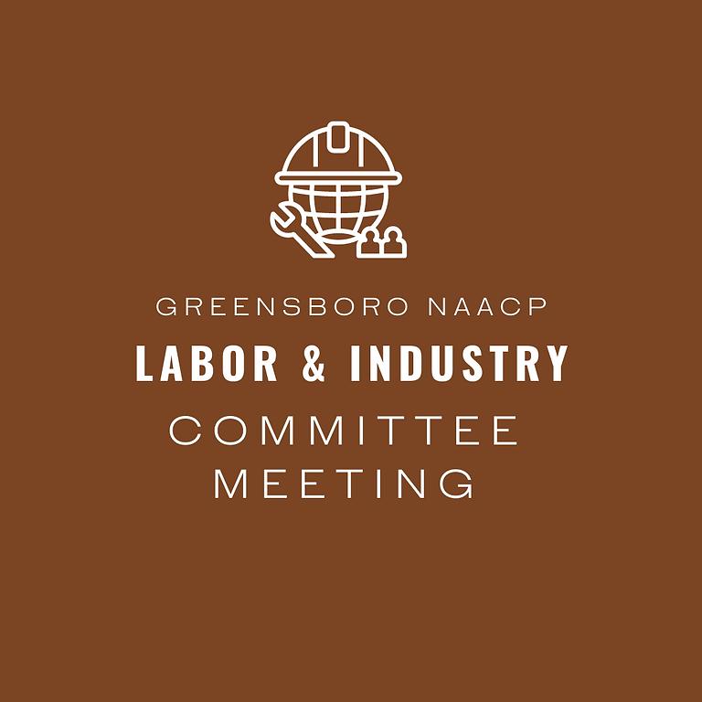Labor & Industry Committee Meeting