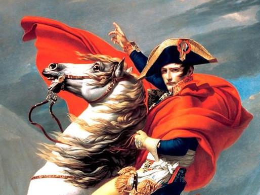 NAPOLEÃO - Jacques-Louis David