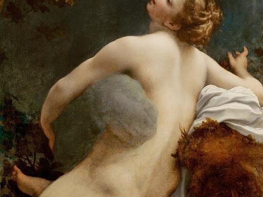 Antonio Correggio - Júpiter e Io