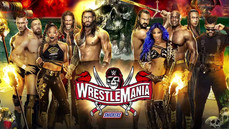 Wrestlemania 37 (2021) Night One And Night Two Review