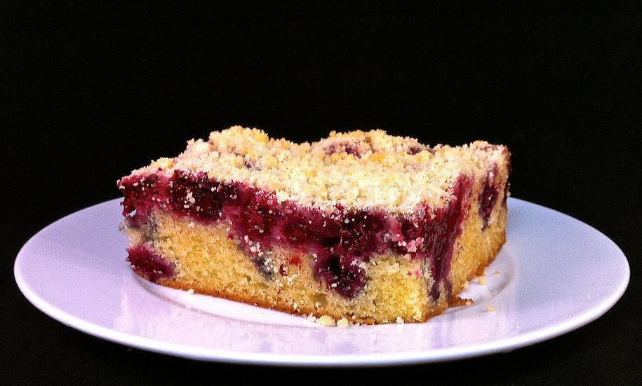 Marion Berry Sour Cream Coffee Cake