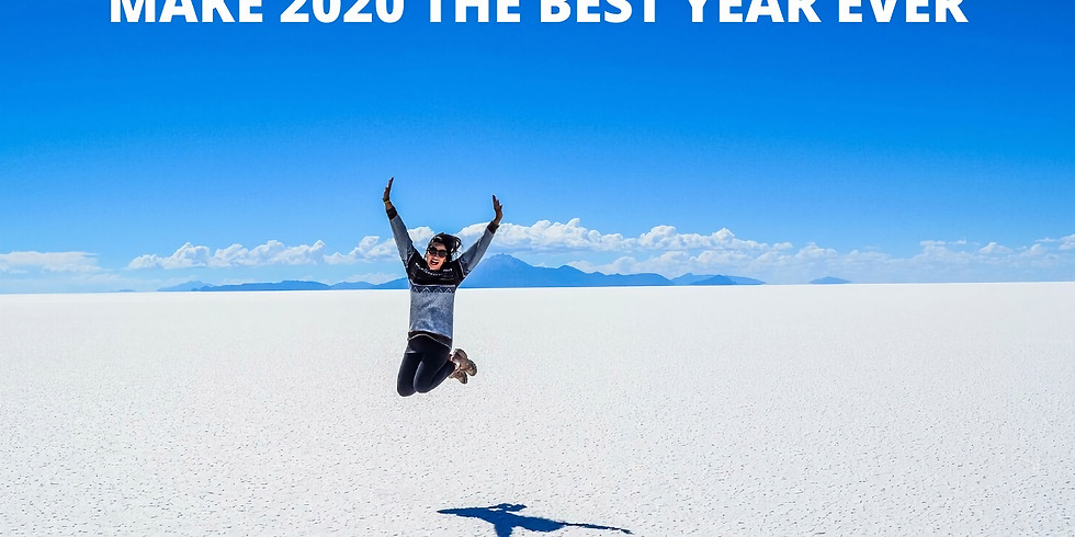 Make 2020 the Best Year Ever