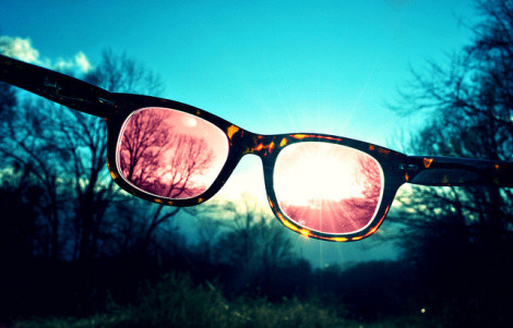 Rose-colored Glasses