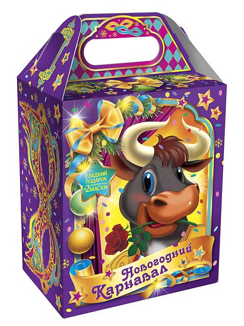 Новогодняя упаковка Новогодний карнавал