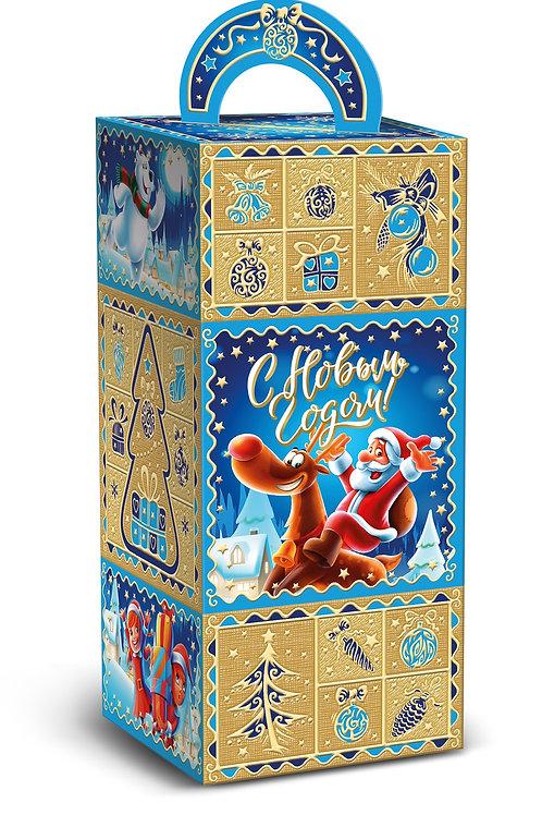 Новогодняя упаковка Зимняя радость