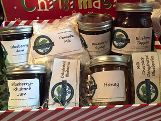 BLUEBERRY GIFT BOXES ARE HERE!