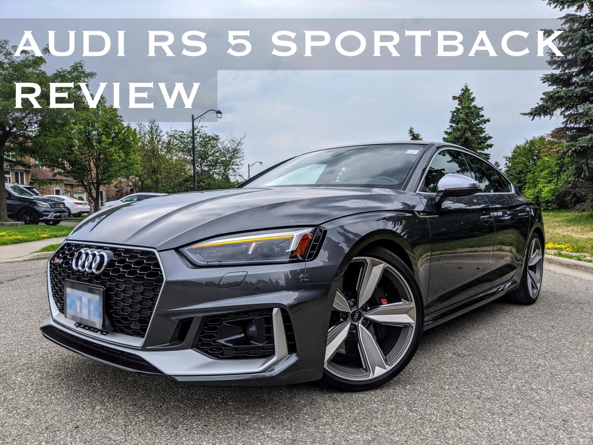 Audi RS5 Thumbnail 1