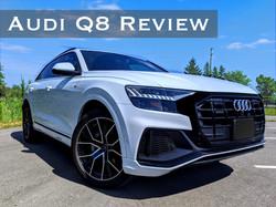 2020 Audi Q8 S-Line