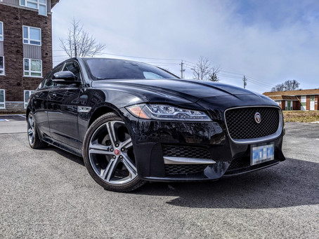 Jaguar XF Review: Classy, Exciting, and Flawed