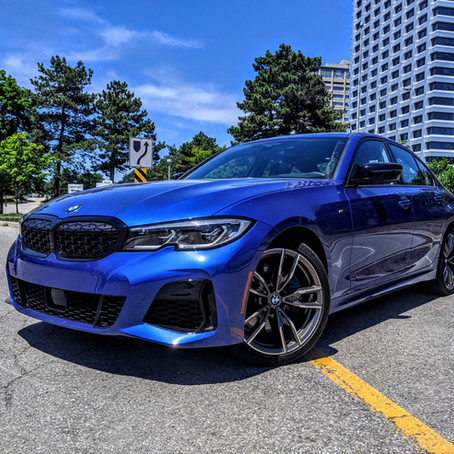 2020 BMW M340i: Earning Its 'M' Badge