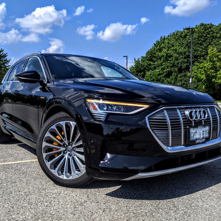 Audi E-Tron Review: Traditional Luxury Goes Electric