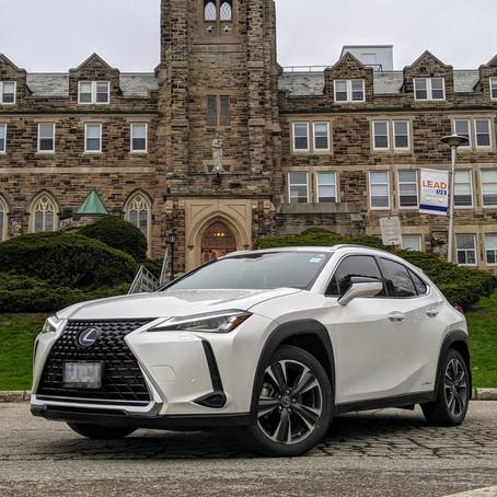 2021 Lexus UX Review: Urban Luxury