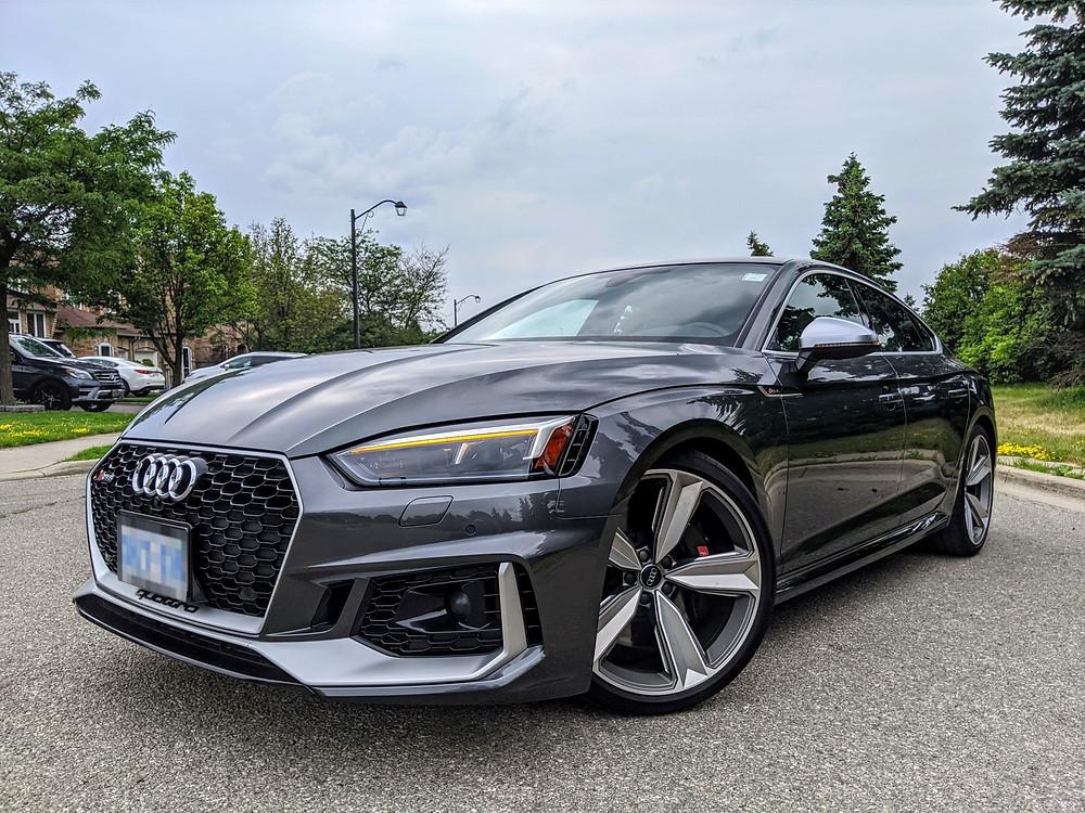 2019 Audi RS5 Sportback Grey
