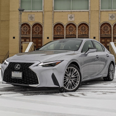 2021 Lexus IS Review: Sharp New Looks, Same Old Underpinnings