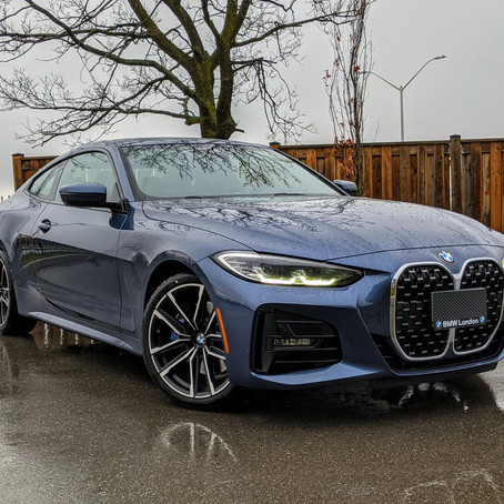 2021 BMW 430i Review: Looks Aren't Everything