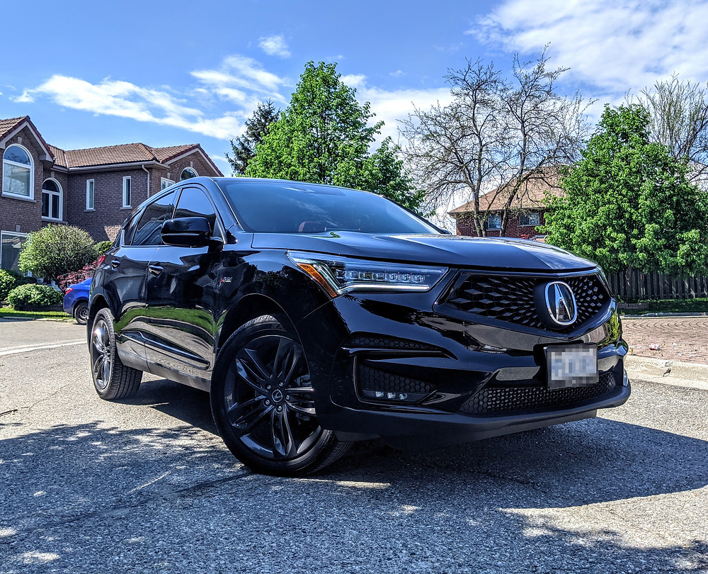 Acura RDX A-Spec Black Pearl Review