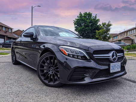 2020 Mercedes-Benz C43 AMG Coupe Review