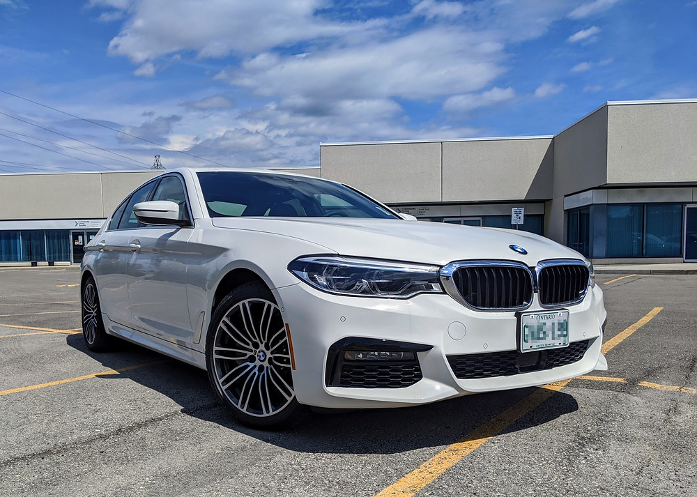 2020 BMW 530e Plug In Hybrid Review M Sport