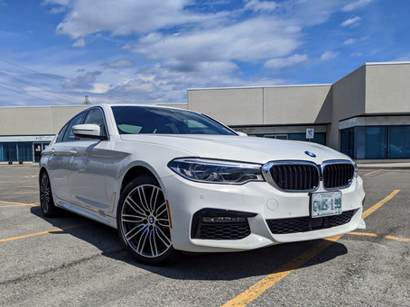 2020 BMW 530e xDrive iPerformance Review