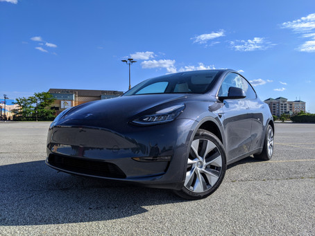2020 Tesla Model Y Review: 2 Steps Ahead of the Rest