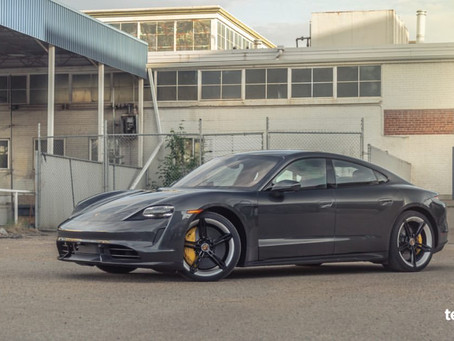 Porsche Taycan Turbo S Review:  Shattering Expectations