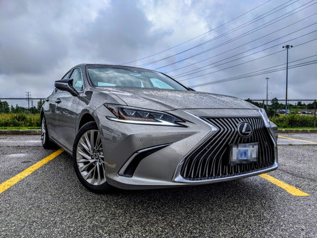 2020 Lexus ES 350 Review: Unparalleled Comfort and Value