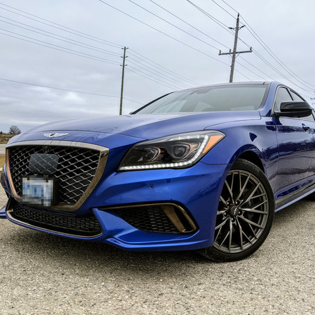 2020 Genesis G80 3.3T Sport: An Owner's Review