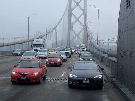 Next Steps for a Bus Lane on the Bay Bridge