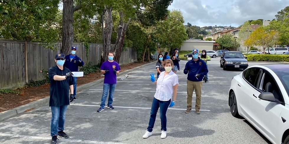 Millbrae Community Face Mask Distribution This Weekend