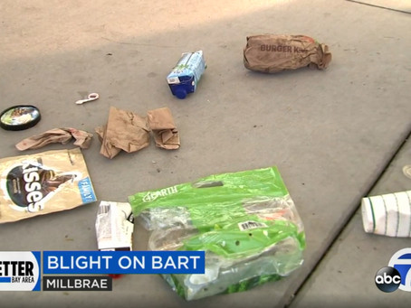 BART Issues: Millbrae riders, city leaders outraged over filthy and dangerous conditions